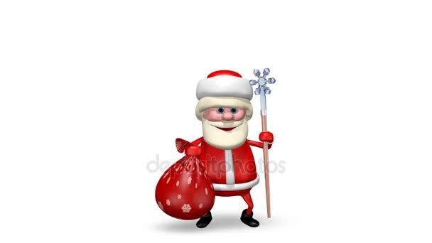 Santa Claus személyzet