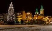 Fotografie Christmas - Zilina - Slovakia
