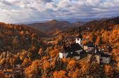 Fotografie Babí léto v Špania Dolina - Slovenská republika