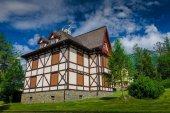 Rustikální horská chata Tatry, Slovensko