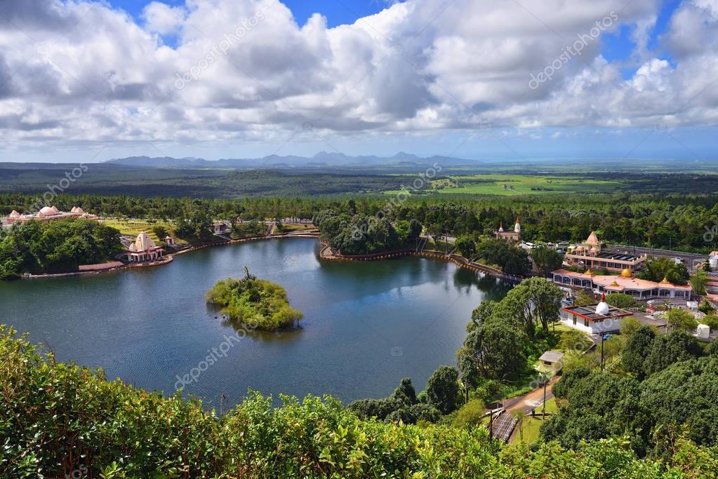 Mauritius island, Grand bassin