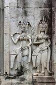 Photo Angkor Wat, Cambodia. Dancing Apsaras