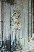 Photo Angkor Wat, Cambodia. Dancing Apsara