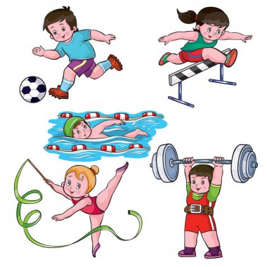 summer sport kids
