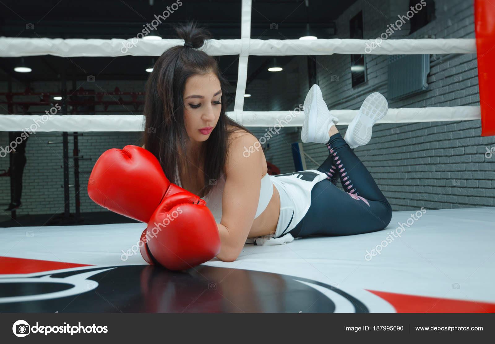 Девушки для боксерского ринга