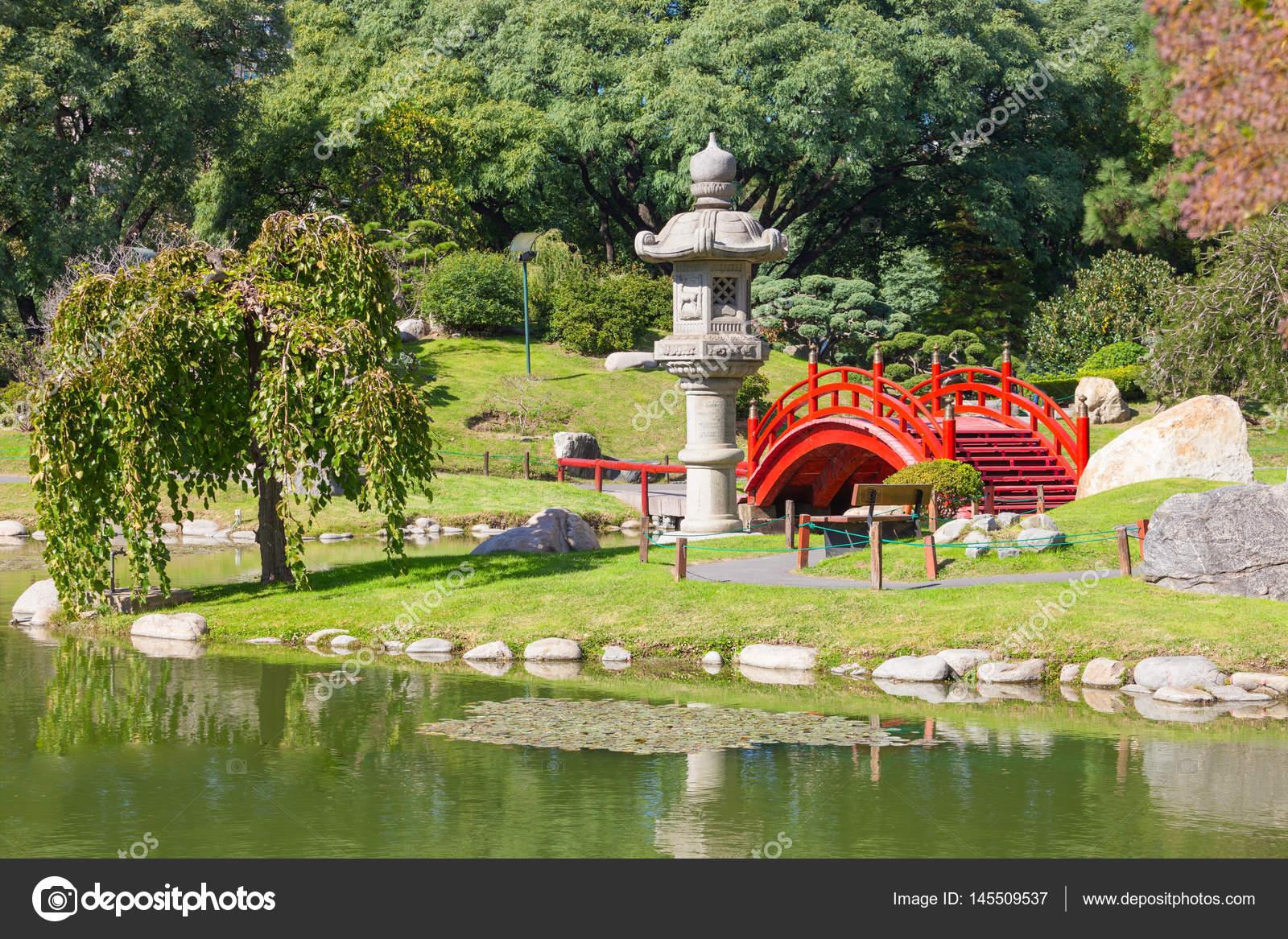 Giardini giapponesi di buenos aires foto stock saiko3p - Giardini giapponesi ...