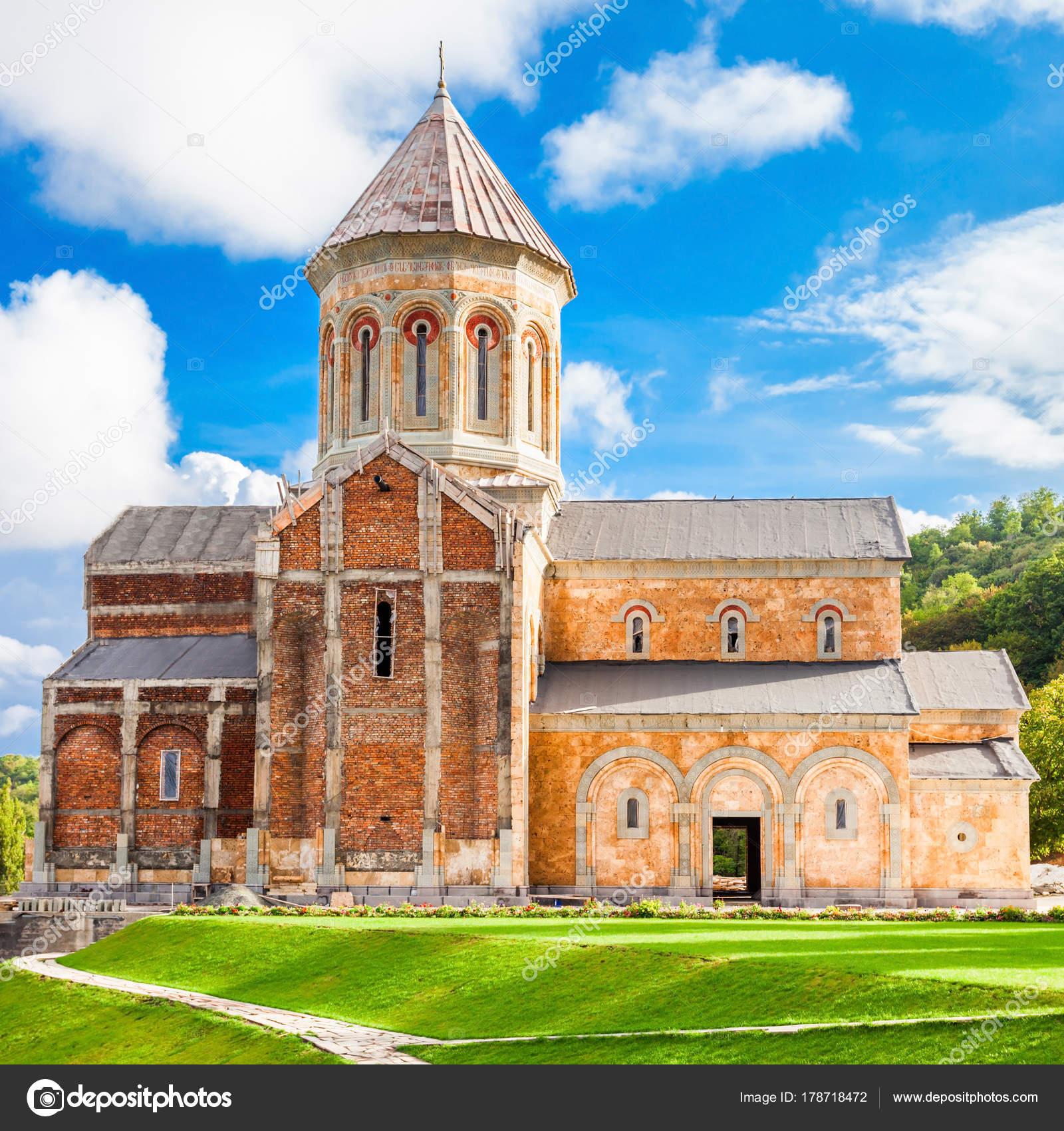Monastero di bodbe sighnaghi foto stock saiko3p for Piani di fattoria georgiana