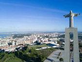 Fotografie Cristo-Rei Statue in Lisbon - Portugal