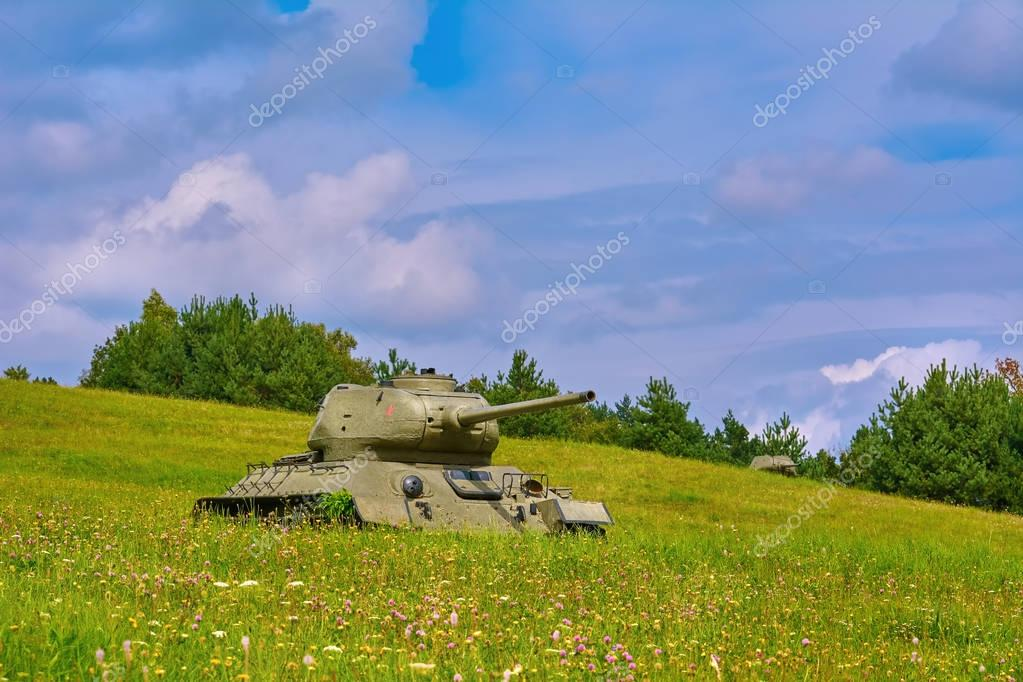 Tank of World War 2