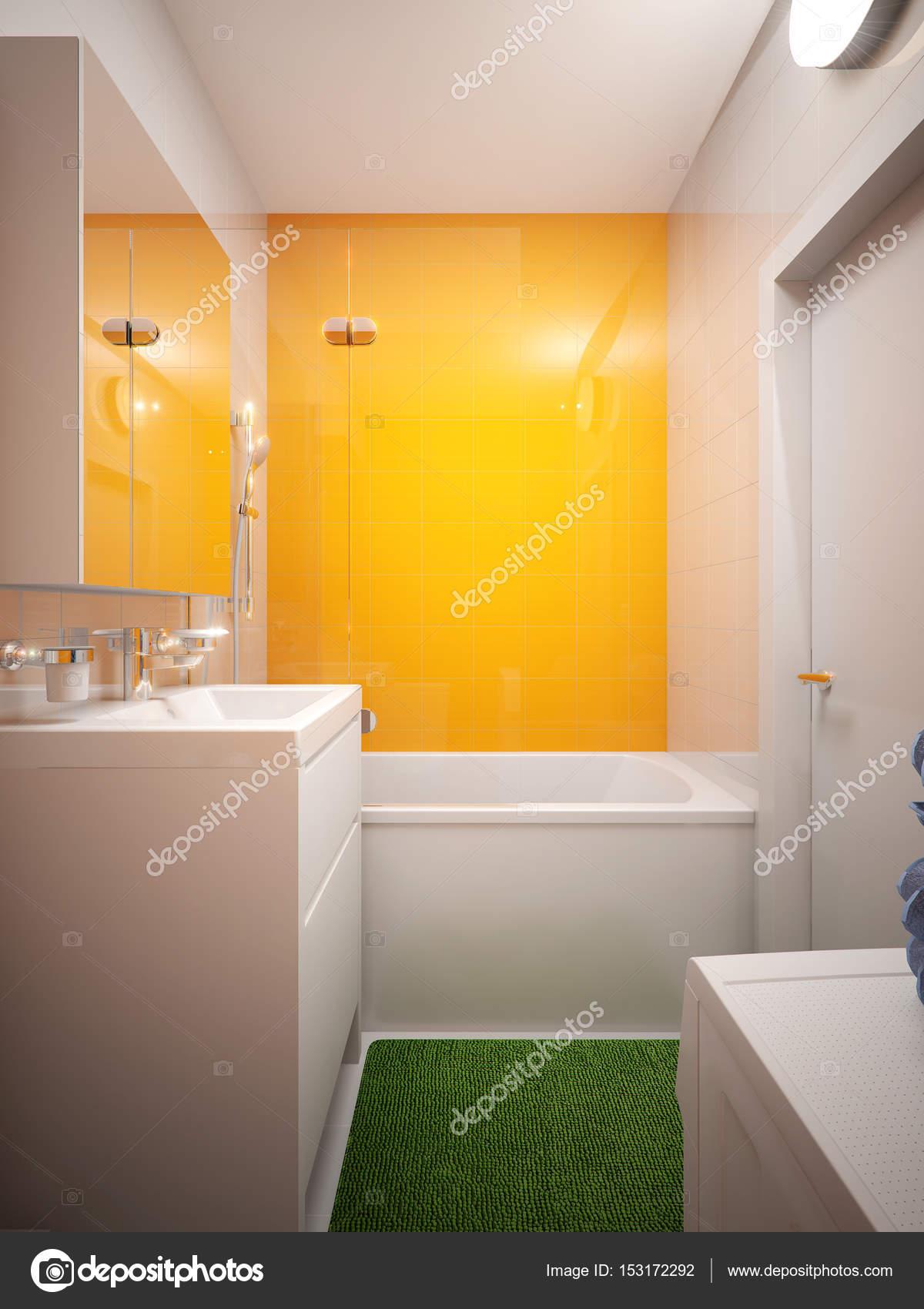 Moderne städtische zeitgenössische Badezimmer Wc Innenarchitektur ...