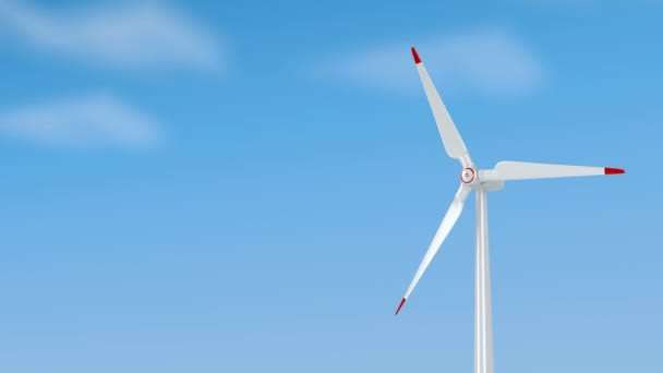 Spinnerei-Windkraftanlage