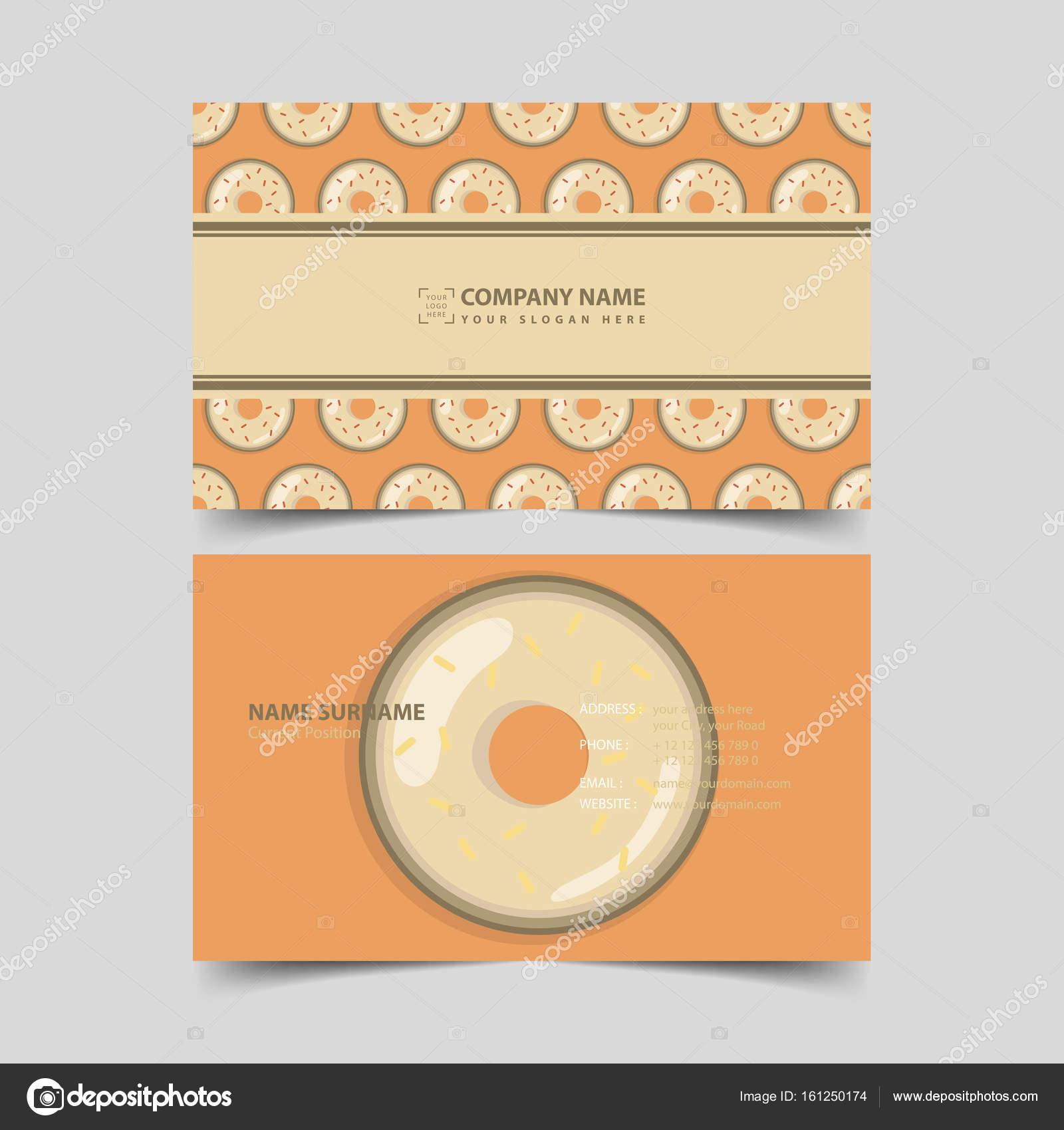 Pastry chef business card design template stock vector pastry chef business card design template stock vector colourmoves