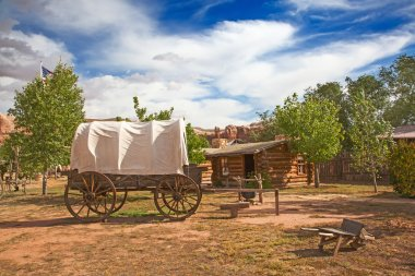 Wild West Pioneers