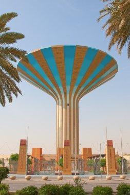 Water tower in Riyadh