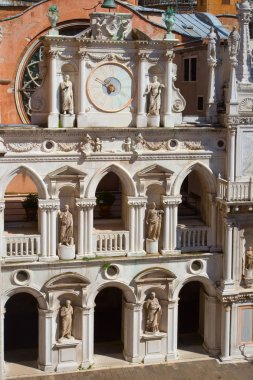 Facade of Doge palace