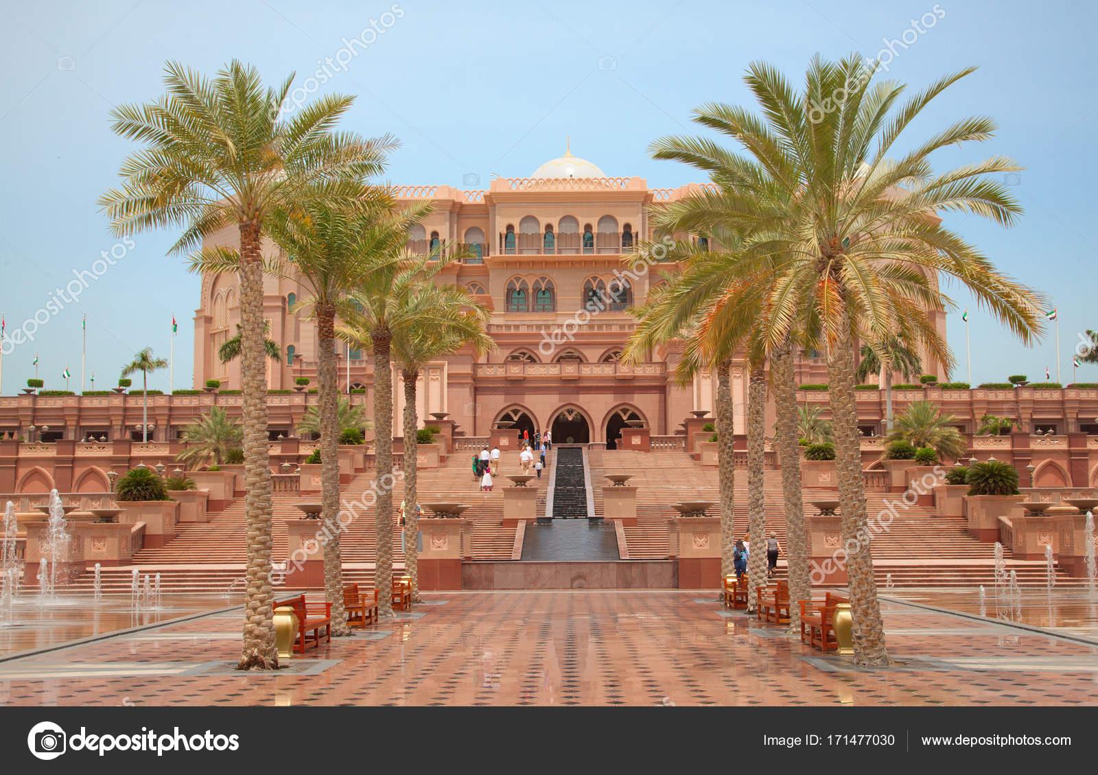 Das Emirates Palasthotel Redaktionelles Stockfoto Swisshippo