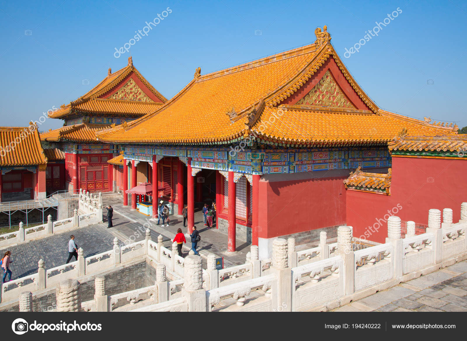 Exploring the Imperial Palaces of the Ming and Qing ...  |Imperial Palace Forbidden City Beijing China
