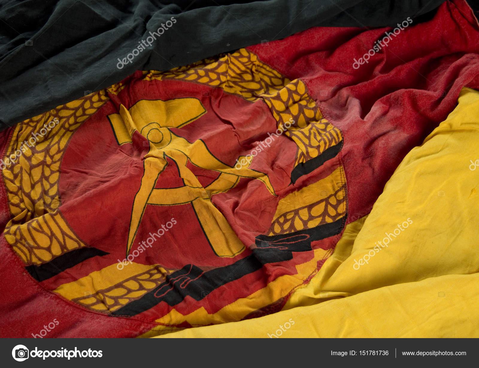 ドイツ民主共和国 — ストック写...