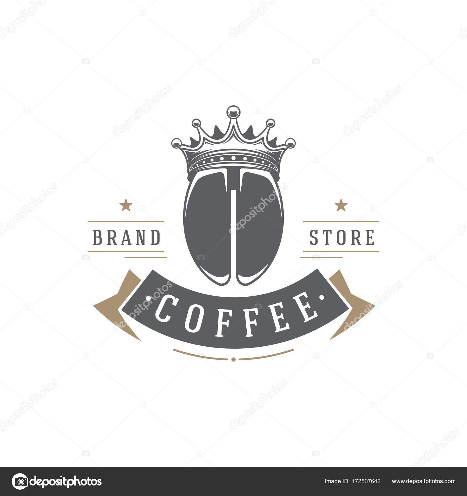 Coffee-Shop-Logo-Vorlage — Stockvektor © VikaSuh #172507642