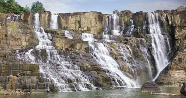 Waterfall Pongour. Da Lat, Vietnam