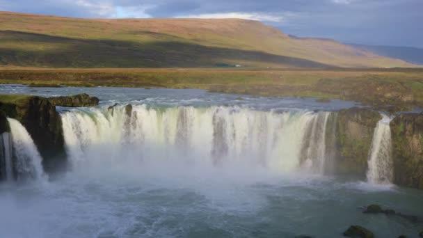 Godafoss vodopád, Island