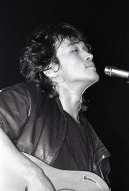 Rock singer Victor Tsoi
