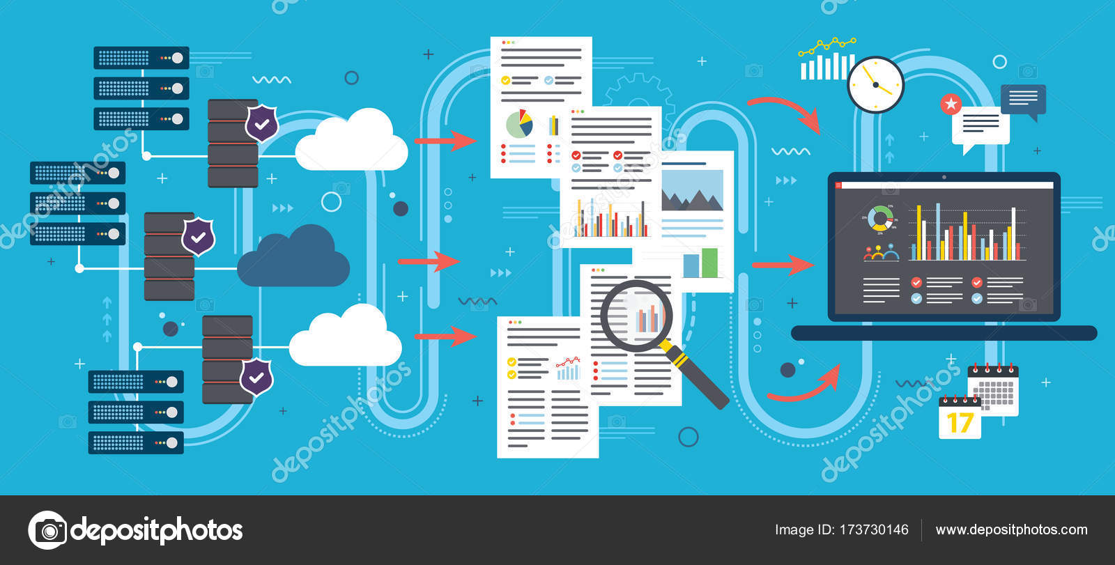 """The rise of """"big data"""" on cloud computing: Review and open ..."""