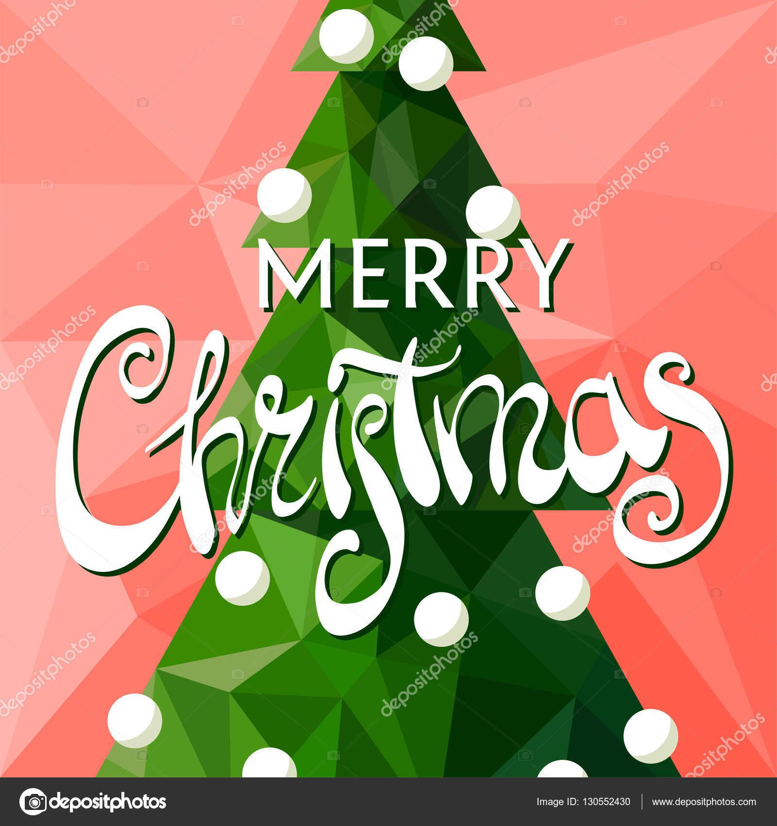 Parole Di Buon Natale.Albero Di Natale Con Le Parole Di Buon Natale Vettoriali