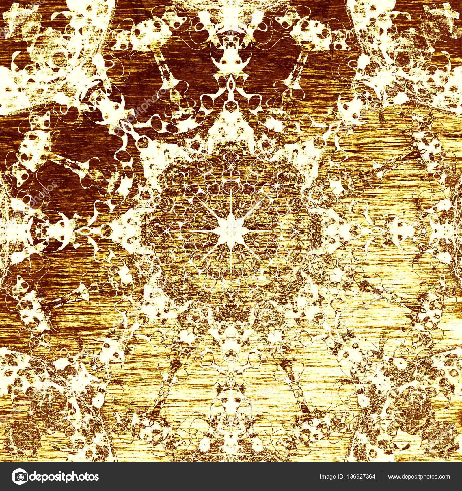 goldene weihnachten muster metallische orientalische kreis mit traditionellen stammes elemente elegante luxus textur fr tapeten werbung seitenfllung - Tapete Orientalisches Muster