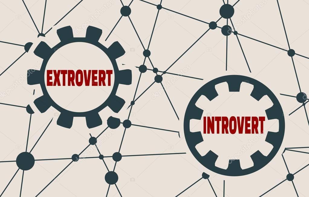 extroverts versus introverts
