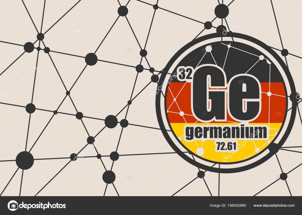 Elemento qumico germanio archivo imgenes vectoriales jegasra elemento qumico germanio firmar con el nmero atmico y peso atmico elemento qumico de tabla peridica molcula y el fondo de la comunicacin urtaz Gallery