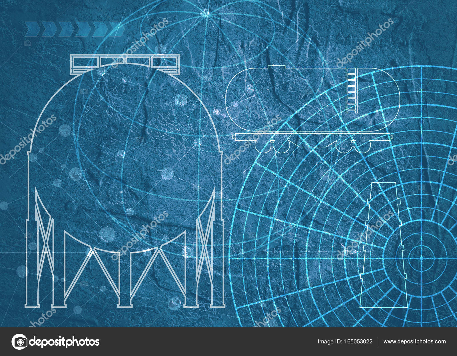 Technical blueprint background stock photo jegasra 165053022 technical blueprint background stock photo malvernweather Image collections