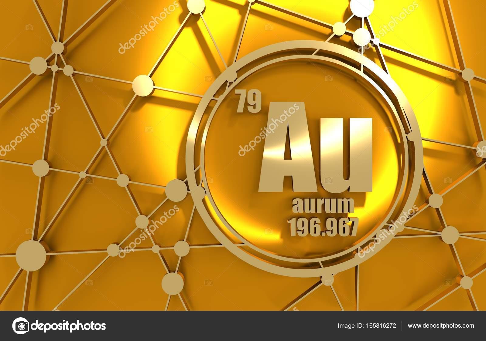 Elemento qumico oro foto de stock jegasra 165816272 elemento qumico oro firmar con el nmero atmico y peso atmico elemento qumico de tabla peridica molcula y el fondo de la comunicacin urtaz Image collections