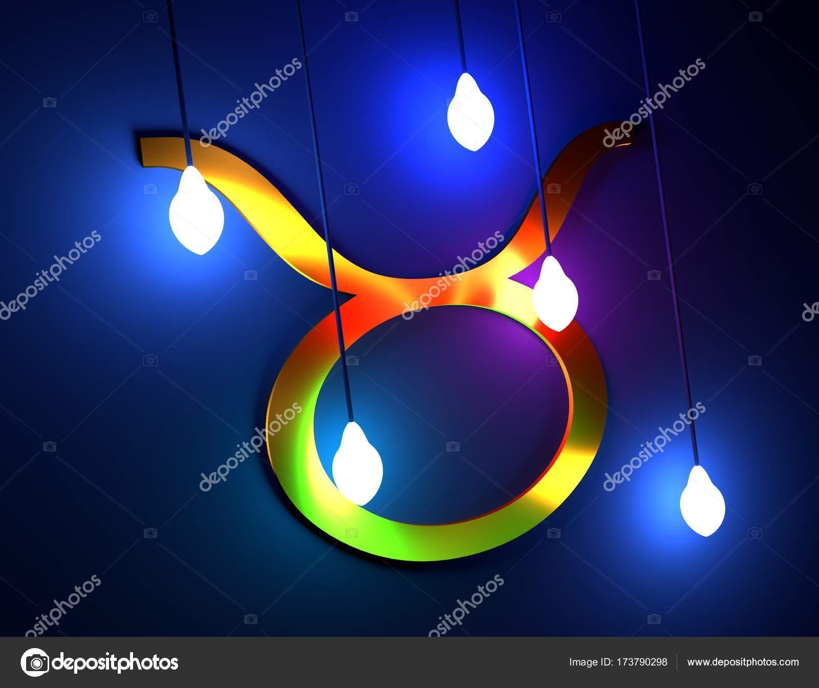Taurus Astrology Symbol Stock Photo Jegasra 173790298
