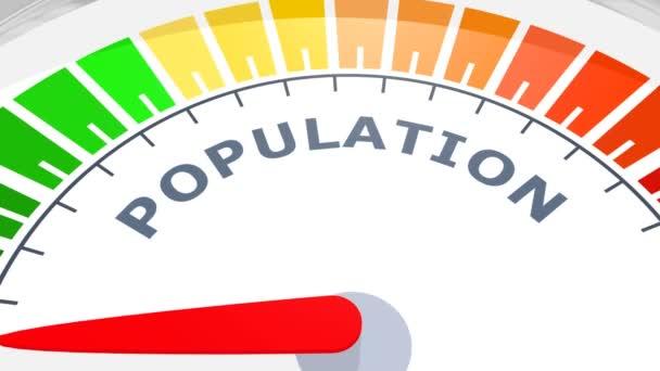 A népességnövekedés fogalma
