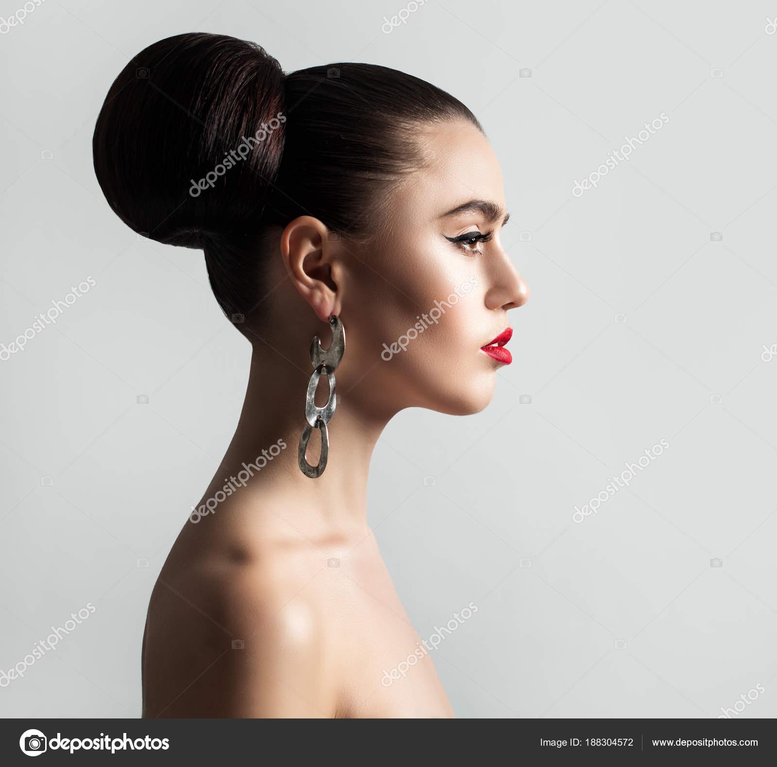 Arkaya Alınmış Saç Modelleri
