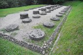 Fotografie sarmizegetusa regia, ancient sanctuary