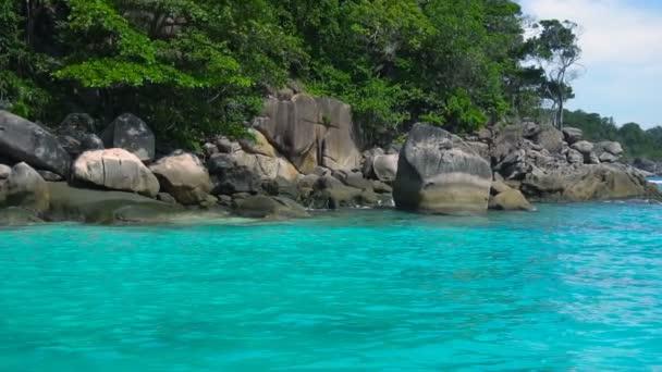 Similan-szigetek táj