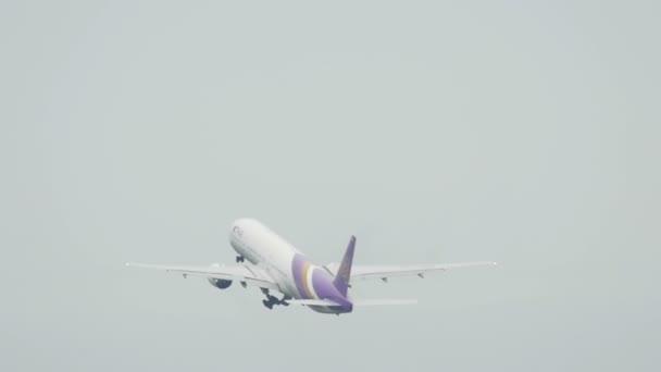 Abflug vom Flughafen Phuket