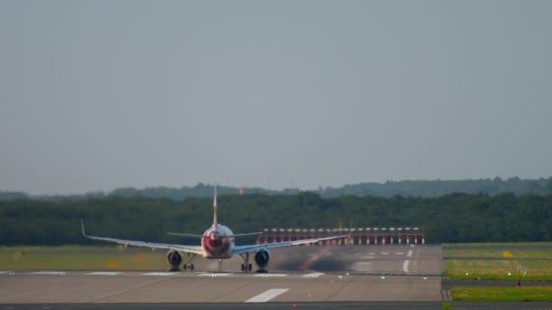 Abflug mit dem Flugzeug aus Düsseldorf