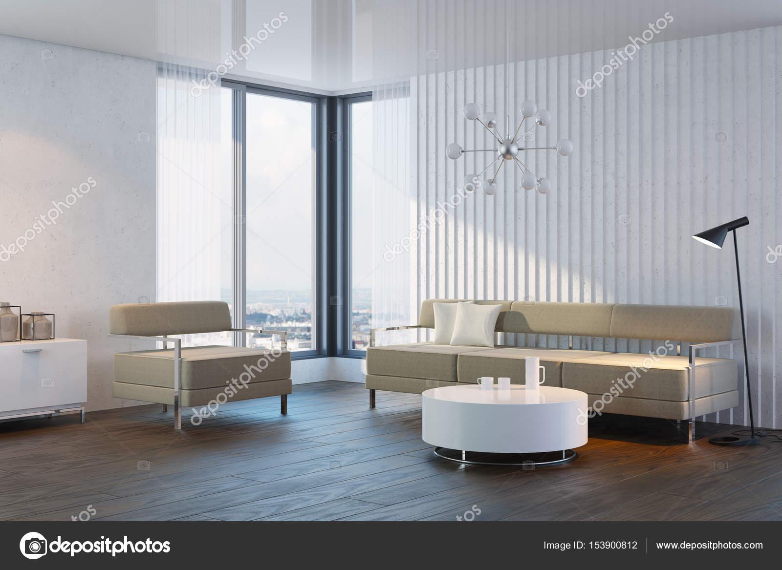 modernes Design Wohnzimmer — Stockfoto © auriso #153900812
