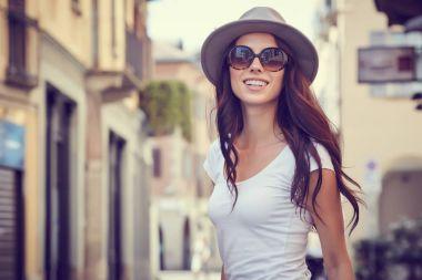 Close-up Fashion woman