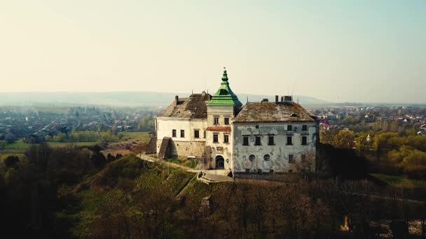 Castello medievale di Olesko vicino alla città di Lviv, Ucraina