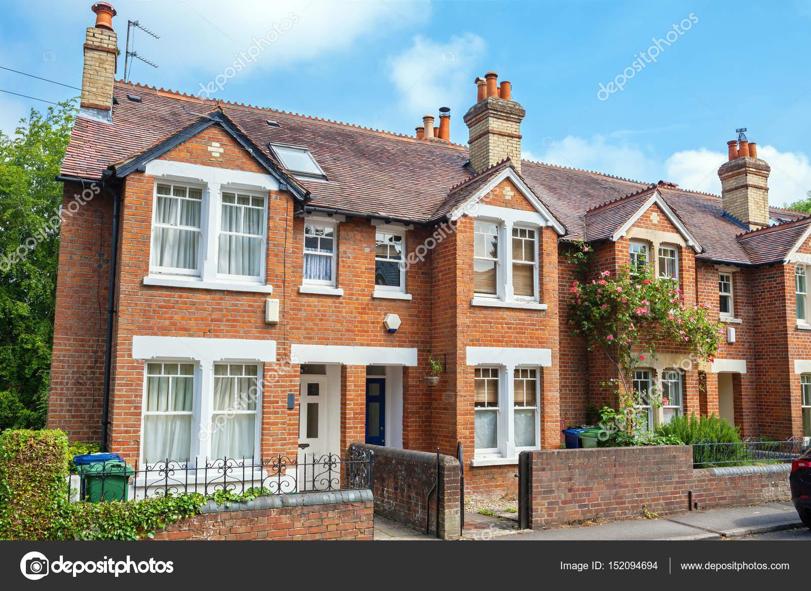 Casa de pueblo oxford inglaterra foto de stock arsty - Inglaterra en casa ...