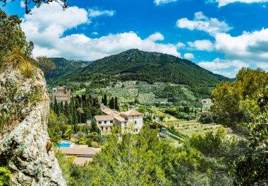 Carthusian Monastery, Valldemossa, Majorca, Spain