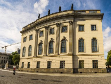 Humboldt University of Berlin, Germany