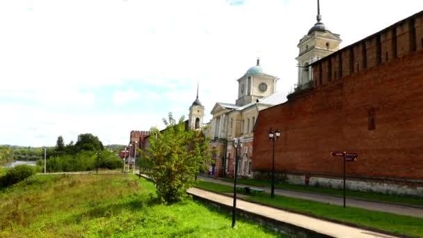 Kirche des Heiligen Nikolaus (Nizhne-Nikolskaya). Str. Belyaeva, Smolensk, Russland.