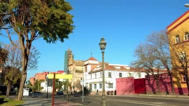 Általános Igazgatóság rendőrség Avenida Campo Madre de Dios. Cordoba városa, Andalúzia, Dél-Spanyolországban és Cordoba tartomány fővárosa.