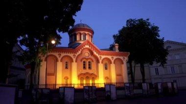St. Paraskeva církev je východní pravoslavné církve v litevském Vilniusu. Během Severní války, v roce 1705 církev navštívilo ruský car Peter veliký, který se tam modlil za vojenské vítězství
