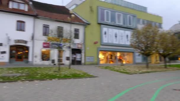 Evangelický kostel Nejsvětější Trojice na Namestie Egidia Street, Poprad, Slovensko